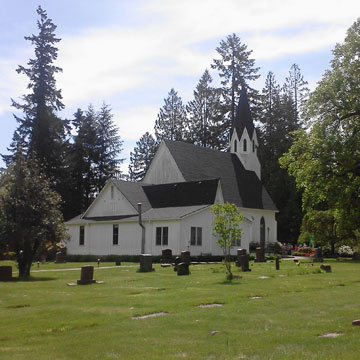 Photo of Old Scotch Church