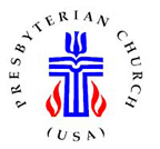 Logo for the Presbyterian Church U.S.A with a link to their web site